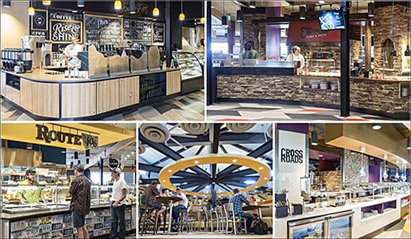 Williams Consulting - MSU Miller Dining Hall Food Court