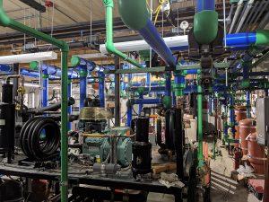 Williams Plumbing - Boilers - Bozeman Co-Op Expansion