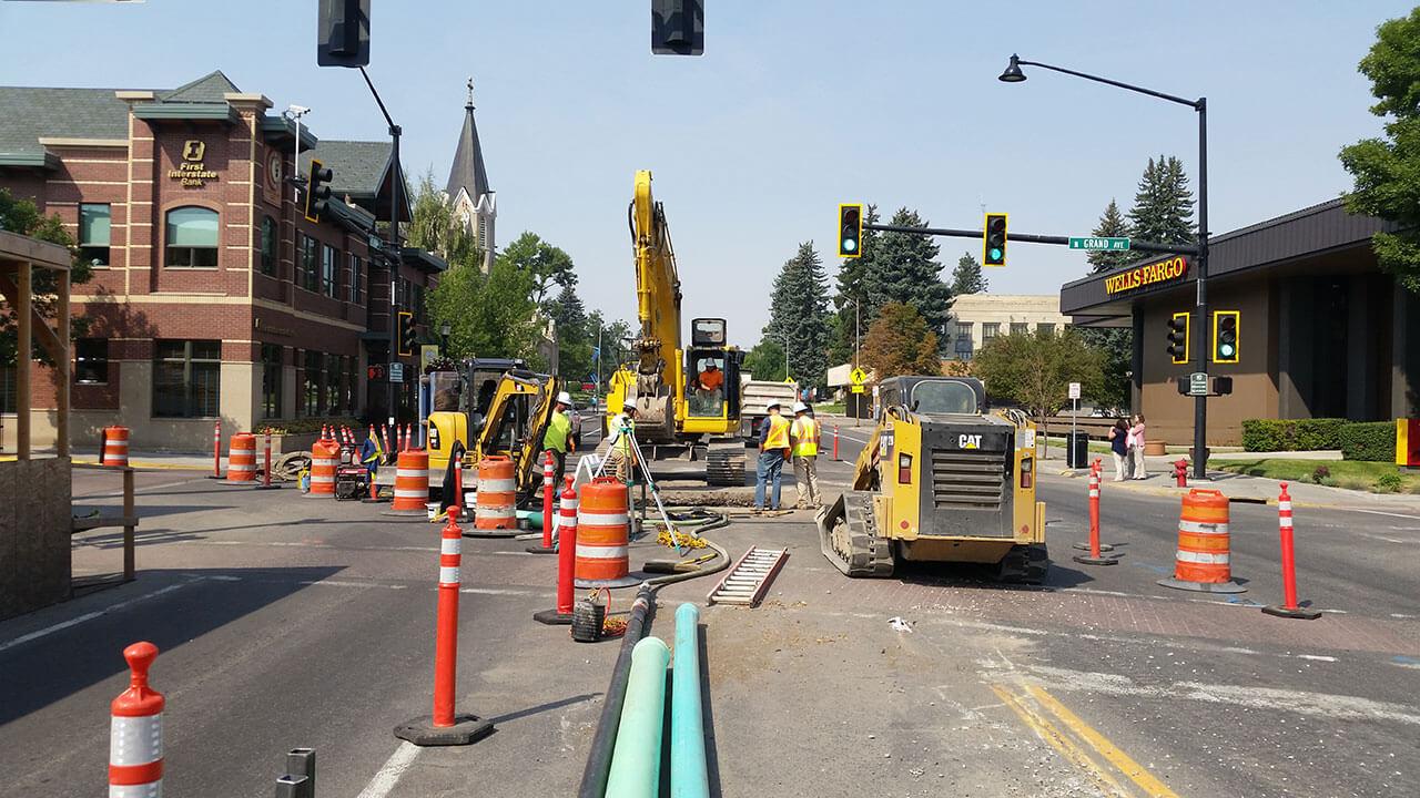 Bozeman – Main Street Utility Improvements