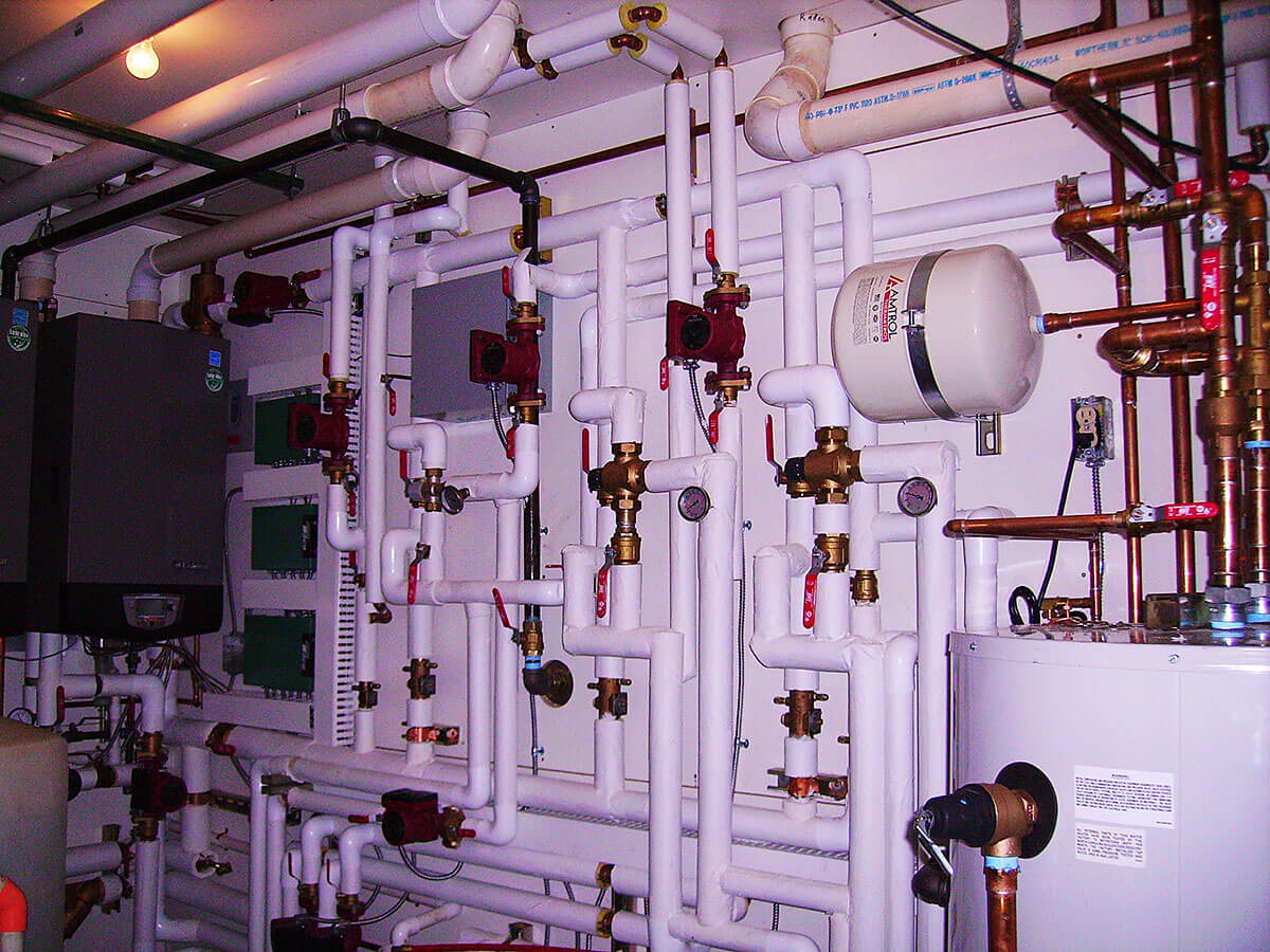 Bozeman Private Residence – Piping #1