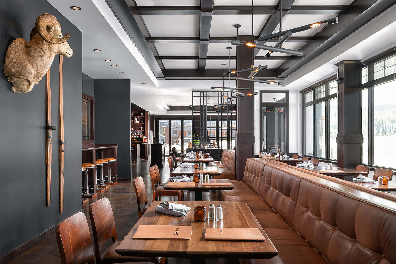 Copper Whiskey Bar and Grill