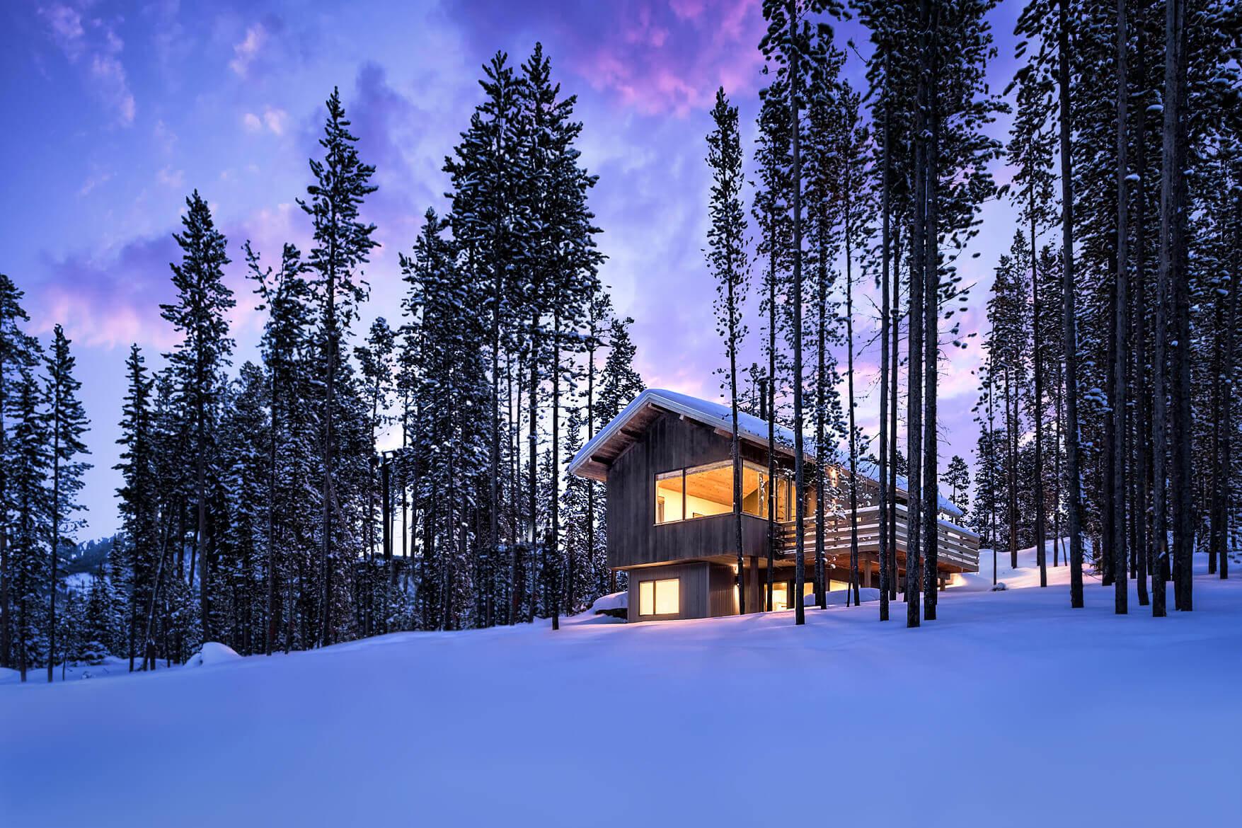 Big Sky Cabins