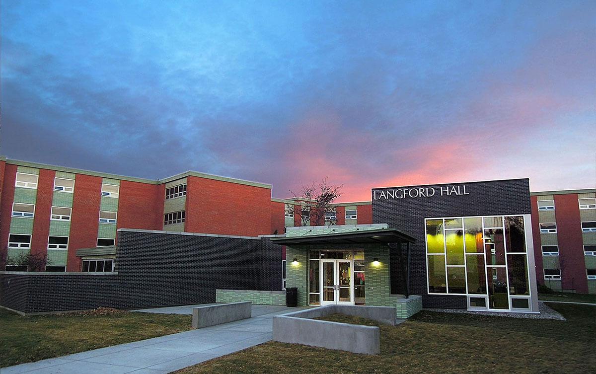 MSU – Langford Hall