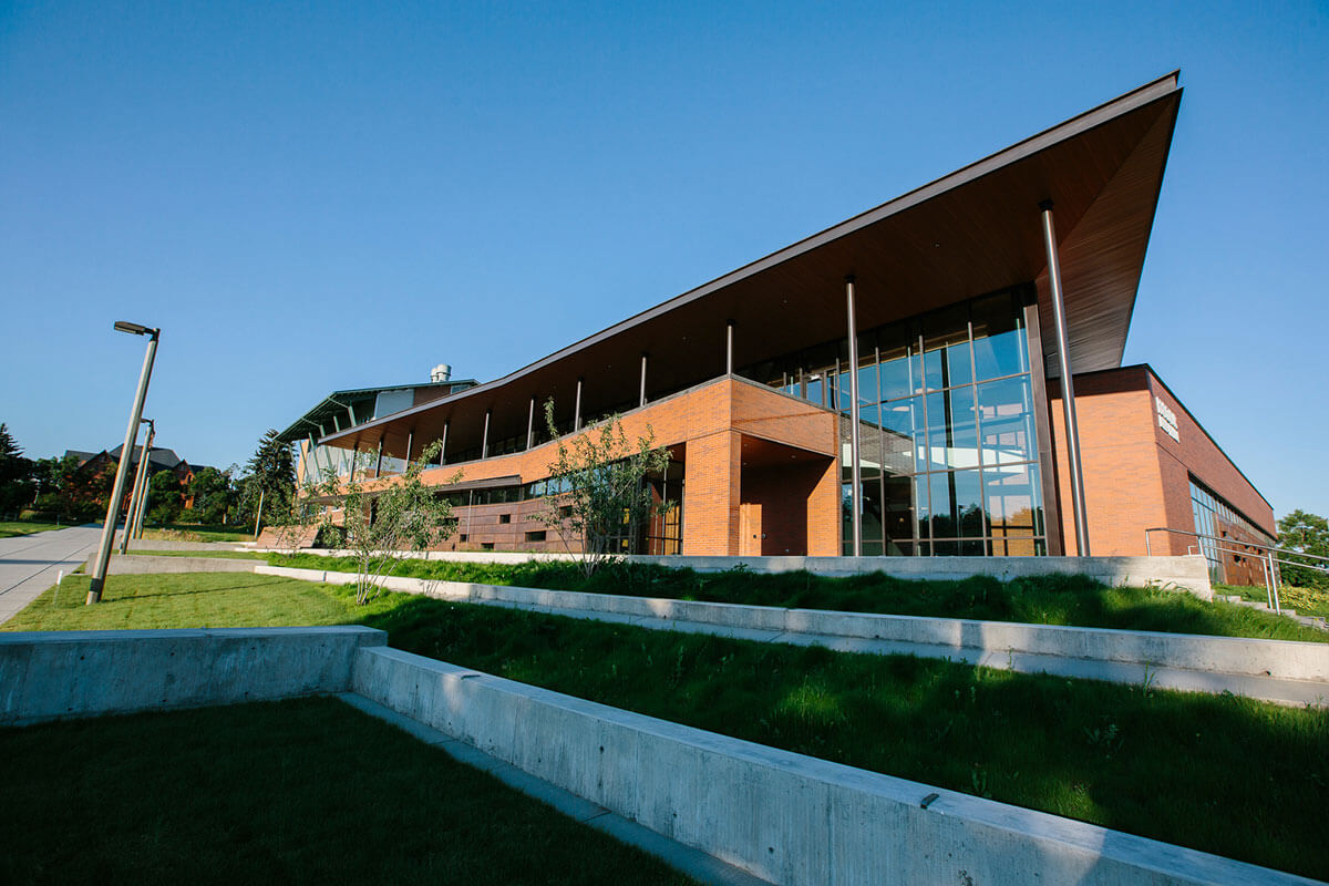 MSU Rendezvous Pavilion
