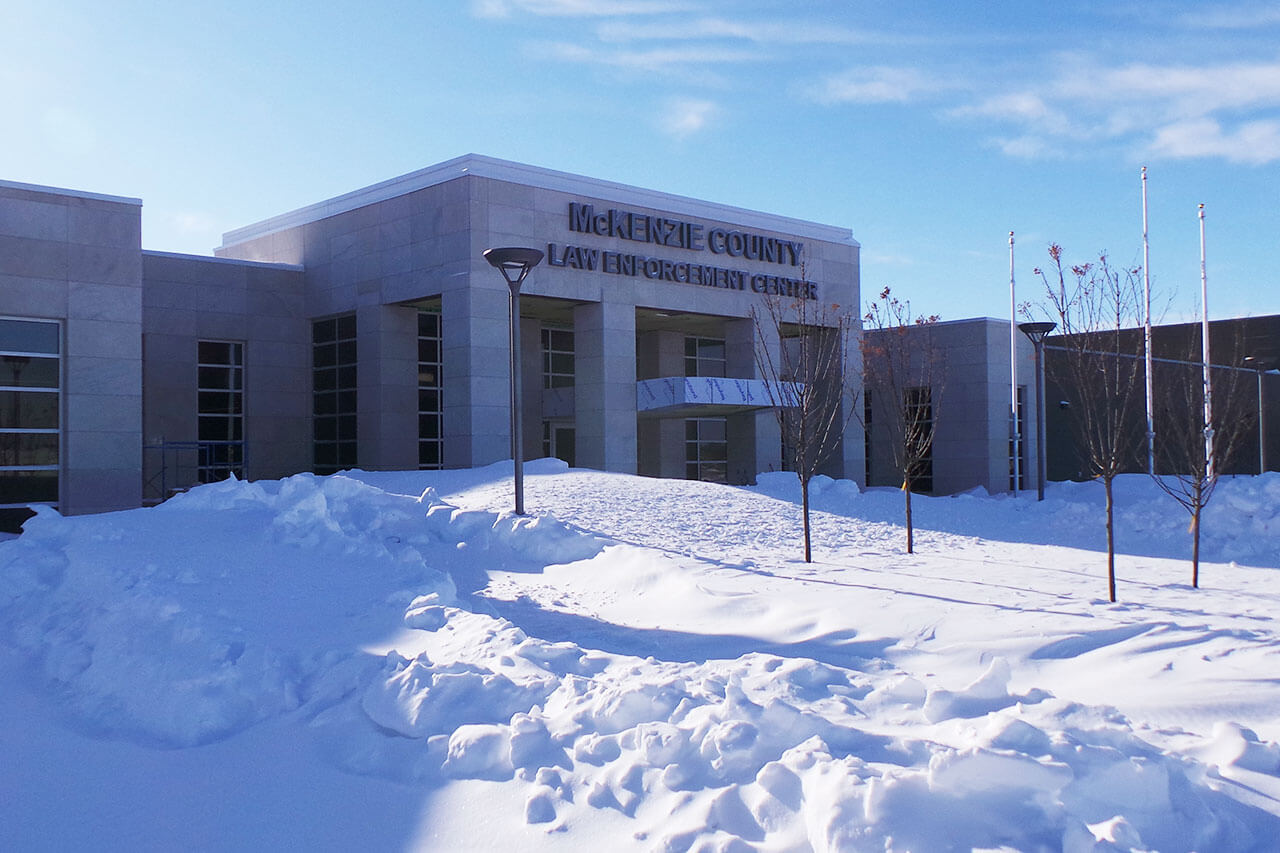 McKenzie County Law and Justice Center
