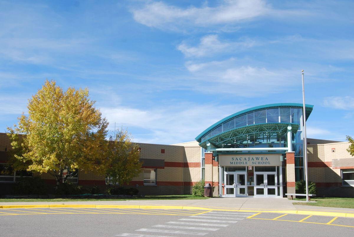 Sacajawea Middle School