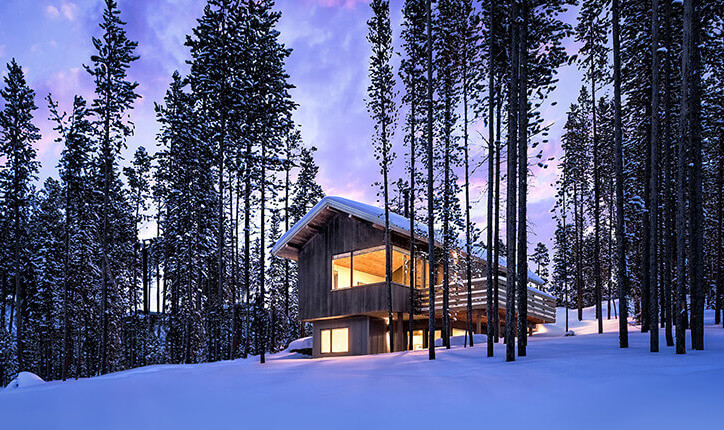 Ulerys Cabins