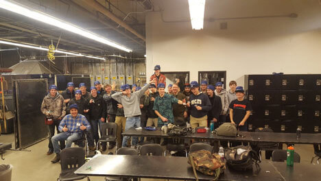 Image of Williams Plumbing Pre-Apprenticeship program