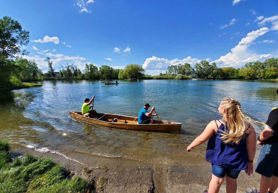 Photo of Summer Kickoff Canoe Race